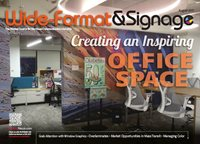 General Formulations & Perforated Films (Wide-Format & Signage Magazine article) logo