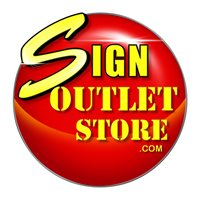 Sign Outlet Open House logo